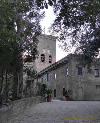 monastero di san paolo, sant'agata sui due golfi